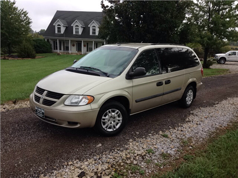 2007 Dodge Grand Caravan for sale in New Bloomfield, MO