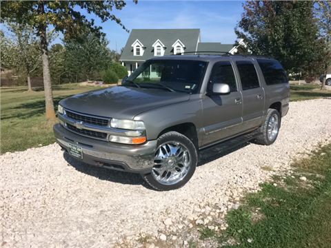 2002 Chevrolet Suburban for sale in New Bloomfield, MO