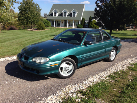 1998 Pontiac Grand Am for sale in New Bloomfield, MO