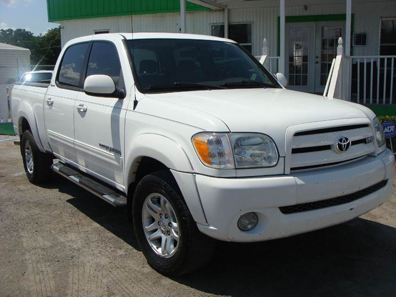2005 toyota tundra limited 4dr double cab 4wd sb v8 in winter garden fl greentrack motors. Black Bedroom Furniture Sets. Home Design Ideas