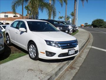2010 Ford Fusion for sale in Carlsbad, CA