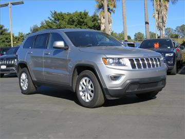 2015 Jeep Grand Cherokee for sale in Carlsbad, CA