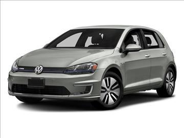 2016 Volkswagen e-Golf for sale in Carlsbad, CA