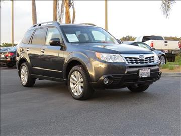 2012 Subaru Forester for sale in Carlsbad, CA