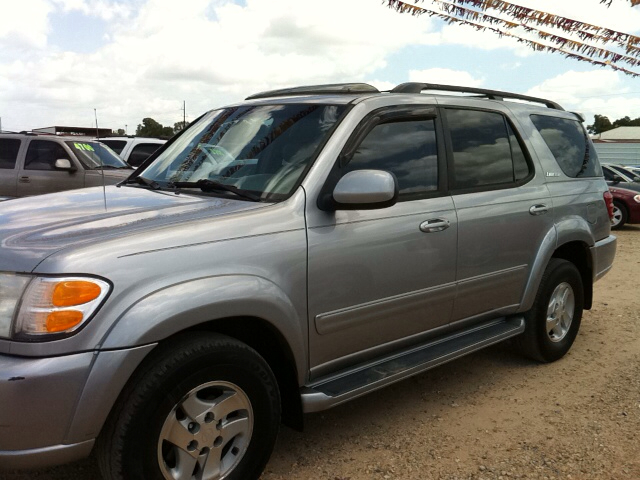 2001 toyota sequoia sr5 2wd 4dr suv in shreveport la pipes auto truck. Black Bedroom Furniture Sets. Home Design Ideas