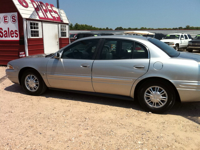 2005 buick lesabre limited 4dr sedan in shreveport la. Black Bedroom Furniture Sets. Home Design Ideas