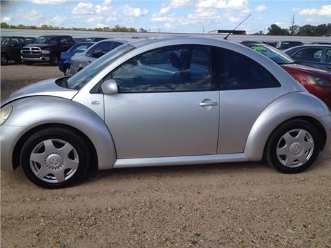 2001 Volkswagen New Beetle for sale in Shreveport, LA