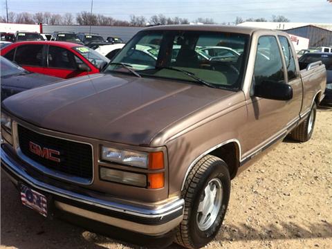 1996 Gmc Sierra 1500 For Sale Carsforsale Com