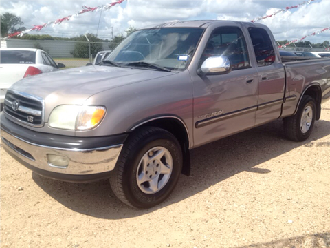 2001 Toyota Tundra for sale in Shreveport, LA