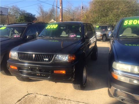 1998 Mitsubishi Montero Sport for sale in Shreveport, LA