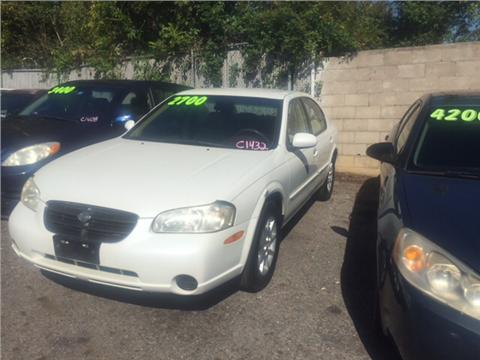 2000 Nissan Maxima for sale in Shreveport, LA