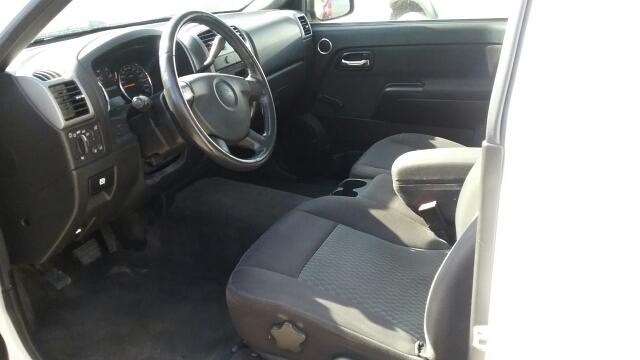 2012 Chevrolet Colorado 4x2 Work Truck 2dr Regular Cab - Tecumseh MI