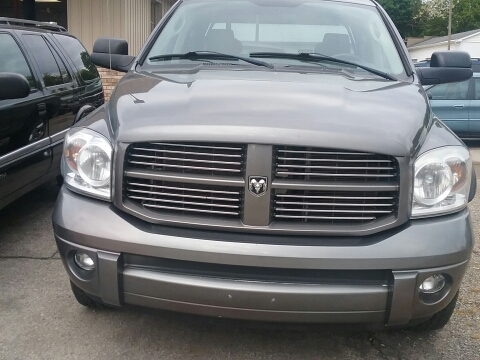 2007 Dodge Ram Pickup 1500 for sale in Tecumseh, MI