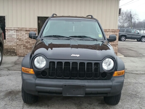 2007 Jeep Liberty for sale in Tecumseh, MI