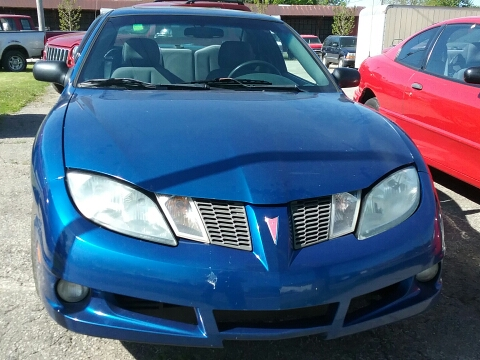 2004 Pontiac Sunfire for sale in Tecumseh, MI