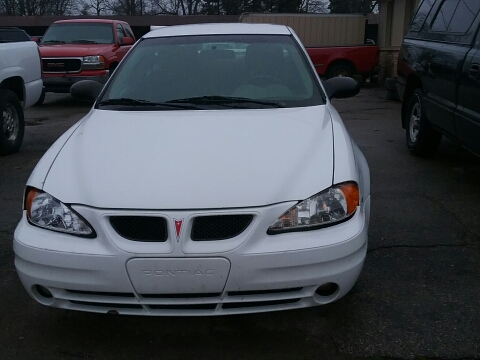 2004 Pontiac Grand Am for sale in Tecumseh, MI
