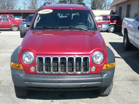 2006 Jeep Liberty for sale in Tecumseh, MI