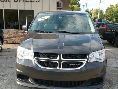 2012 Dodge Grand Caravan for sale in Tecumseh, MI