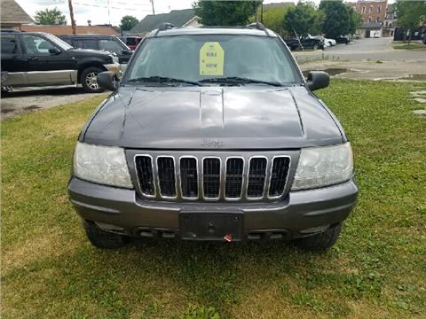 2003 Jeep Grand Cherokee for sale in Tecumseh, MI