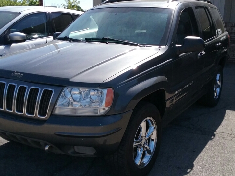 2002 Jeep Grand Cherokee for sale in Tecumseh, MI
