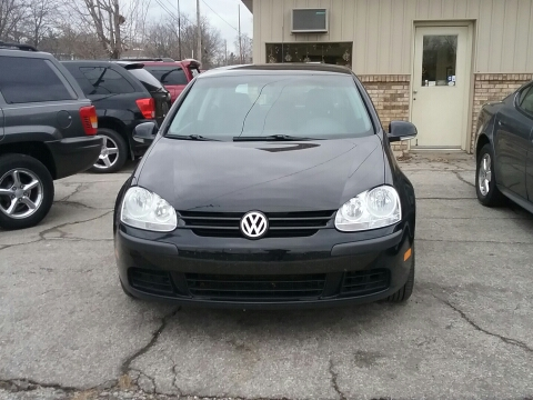 2008 Volkswagen Rabbit for sale in Tecumseh, MI