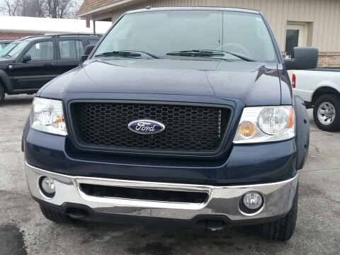 2006 Ford F-150 for sale in Tecumseh, MI