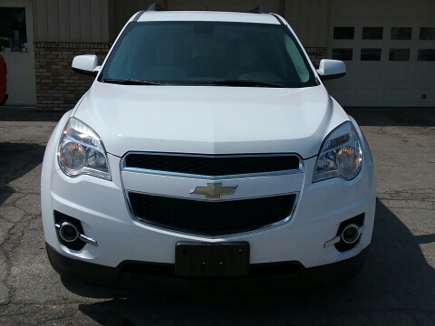 2010 Chevrolet Equinox for sale in Tecumseh, MI