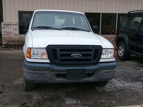 2004 Ford Ranger for sale in Tecumseh, MI