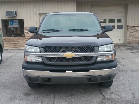 2005 Chevrolet Silverado 1500 for sale in Tecumseh, MI