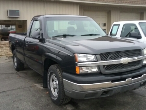 2003 Chevrolet Silverado 1500 for sale in Tecumseh, MI