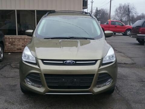2013 Ford Escape for sale in Tecumseh, MI
