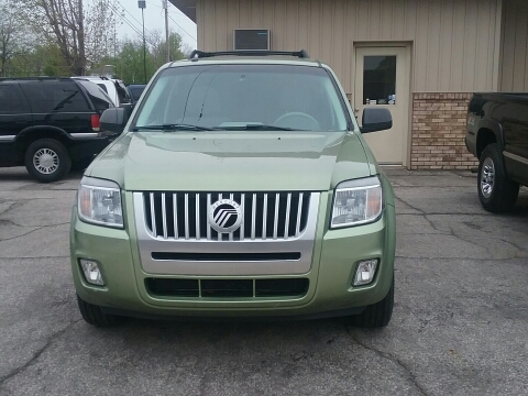 2008 Mercury Mariner for sale in Tecumseh, MI