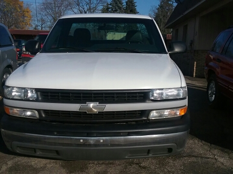 2002 Chevrolet Silverado 1500 for sale in Tecumseh, MI