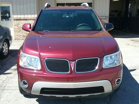 2009 Pontiac Torrent for sale in Tecumseh, MI