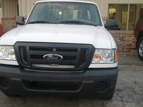 2011 Ford Ranger for sale in Tecumseh, MI