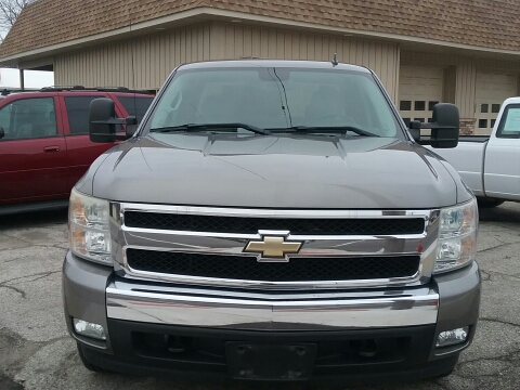 2008 Chevrolet Silverado 1500 for sale in Tecumseh, MI