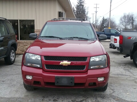 2008 Chevrolet TrailBlazer for sale in Tecumseh, MI
