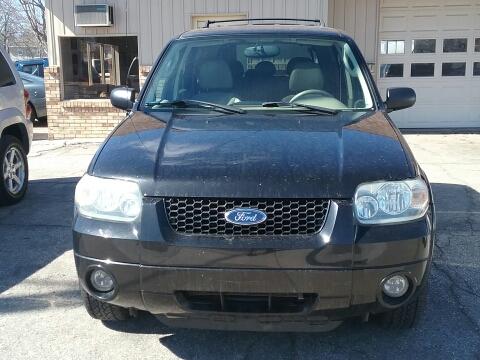 2005 Ford Escape for sale in Tecumseh, MI