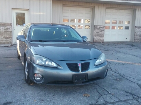 2005 Pontiac Grand Prix for sale in Tecumseh, MI