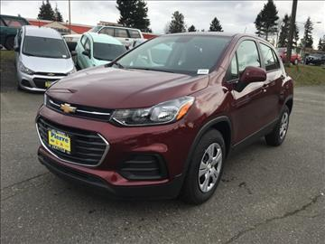 2017 Chevrolet Trax for sale in Seattle, WA