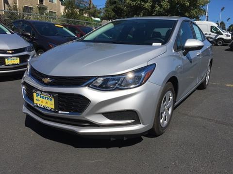 2016 Chevrolet Cruze for sale in Seattle, WA
