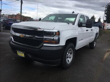 2017 Chevrolet Silverado 1500 for sale in Seattle, WA