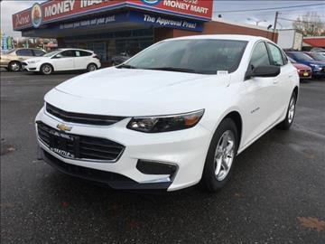 2017 Chevrolet Malibu for sale in Seattle, WA