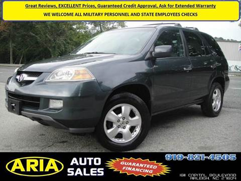 2006 Acura MDX for sale in Raleigh, NC