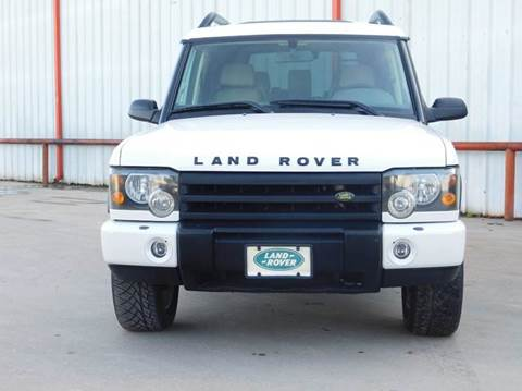 2004 Land Rover Discovery for sale in Magnolia, TX