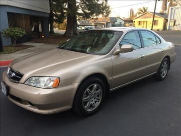 2001 Acura TL for sale in Sacramento, CA