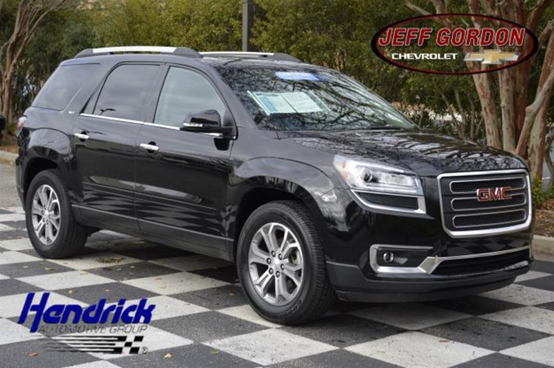 2016 gmc acadia for sale in north carolina. Black Bedroom Furniture Sets. Home Design Ideas