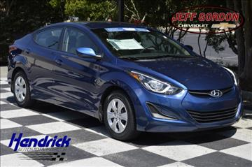 2016 Hyundai Elantra for sale in Wilmington, NC