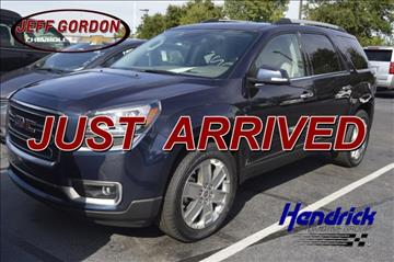 2017 GMC Acadia Limited for sale in Wilmington, NC