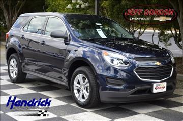 2017 Chevrolet Equinox for sale in Wilmington, NC